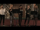 Girls Aloud - Love Machine @ Live Lounge 14.12.2012