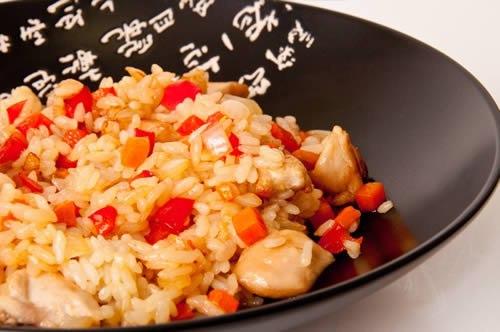 Японский рис рецепт фото