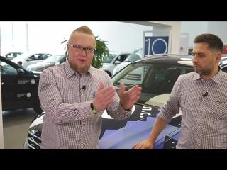 Стиллавин и Вахидов на Volkswagen Driving Experience 2017
