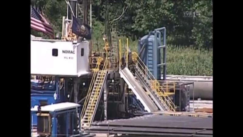 Первый танкер с сжиженным газом прибыл из США в Польшу. Польша хочет стать конкурентом Газпрому.