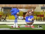 Sonic Boom / Соник Бум - s02e05 - The Biggest Fan (перезалито)