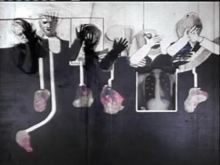 Шестеро блюют шесть раз (Шестеро блюющих мужчин) (Шестеро заболевают) / Six Figures Getting Sick / 1966. Режиссер: Дэвид Линч.