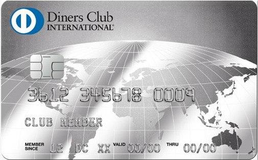Кредитная карта Diners Club Premium — cashback 5% во всех ресторанах м