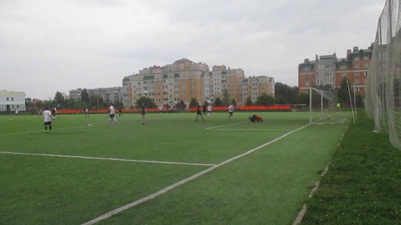Гол в ворота Александровский сад!