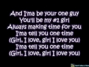 One Time - Lyrics - Justin Bieber