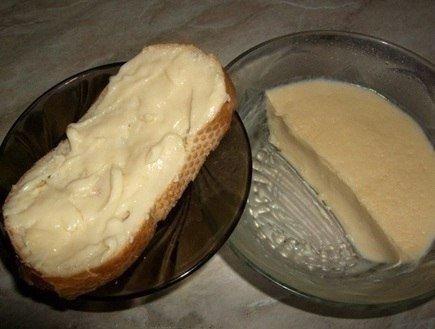 Домашний плавленный сыр из творога. Такие продукты полезны.Тем