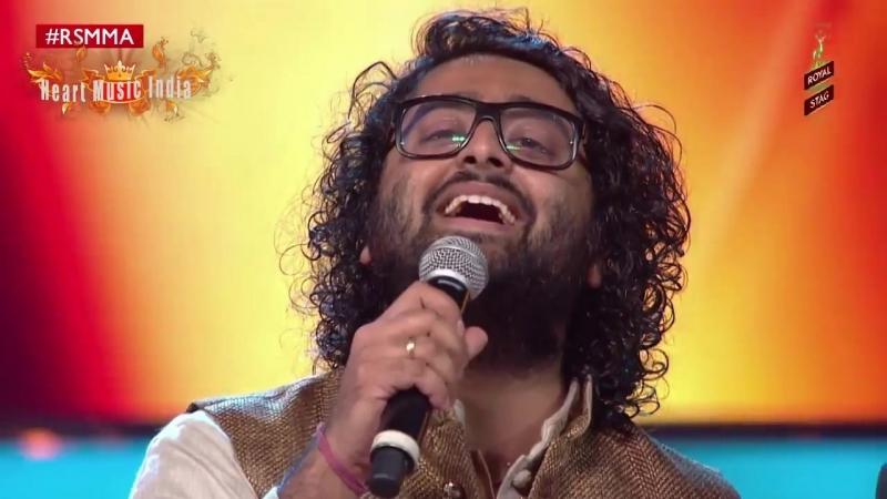 Ae Dil Hai Mushkil medley with Arijit Singh Jonita Gandhi at Mirchi Music Awar