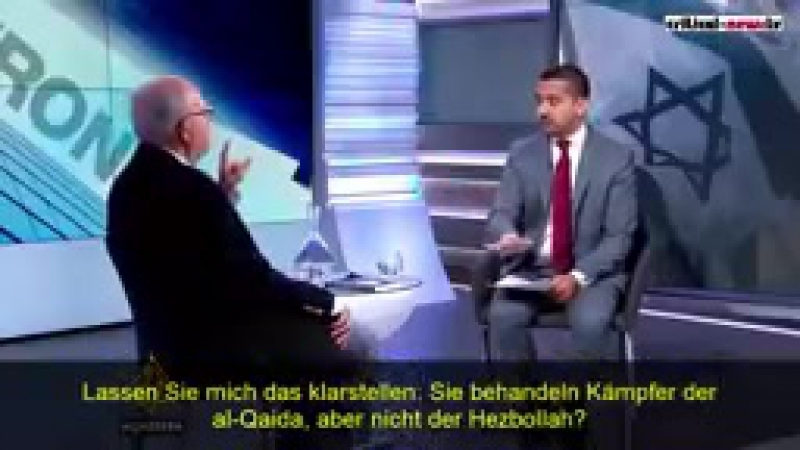 Ex-Mossad Direktor- Israel unterstützt Al-Qaida in Syrien 'humanitär'_144p.mp4