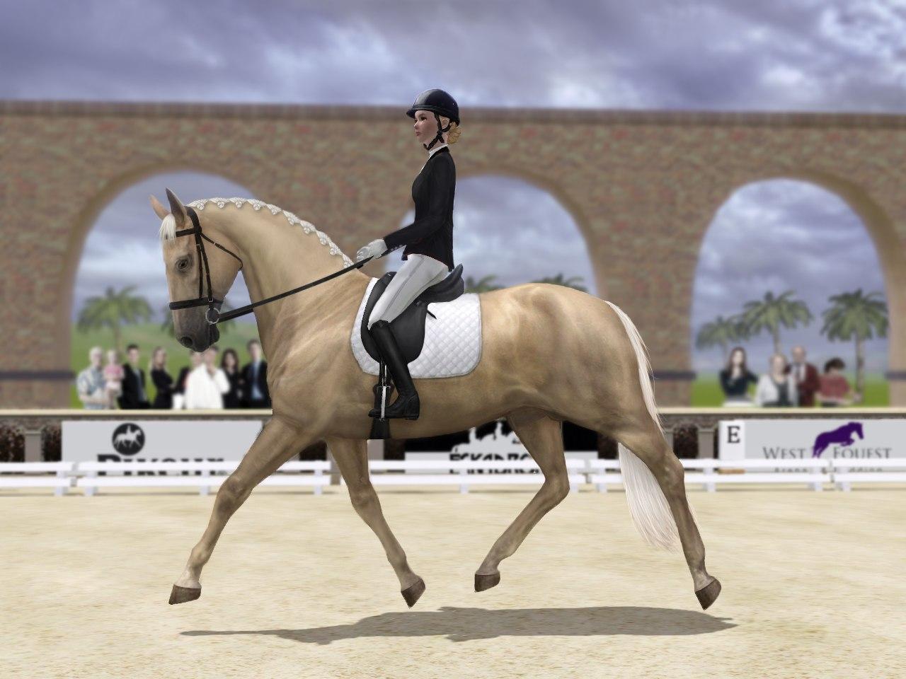 Регистрация лошадей в RHF 2 - Страница 3 MrSHorWNSeM