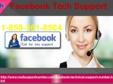 Are Facebook Tech Support 1-850-361-8504  members, adept tech specialists