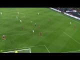 Giovanni Sio weird/inventive/hilarious header (SM Caen 0-[1] Stade Rennais)