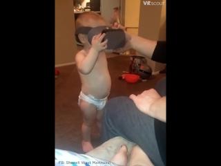 VR & Baby