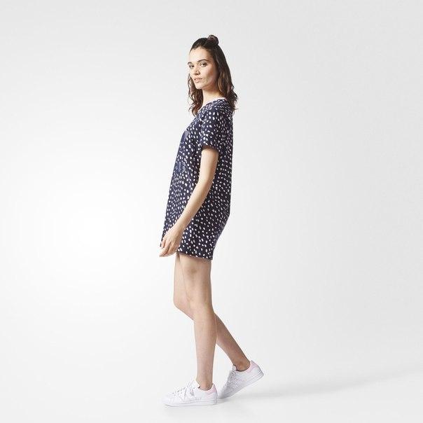 Платье-футболка Trefoil NMD