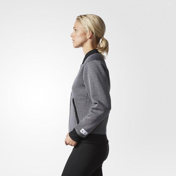 Куртка Bonded adidas athletics x reigning champ