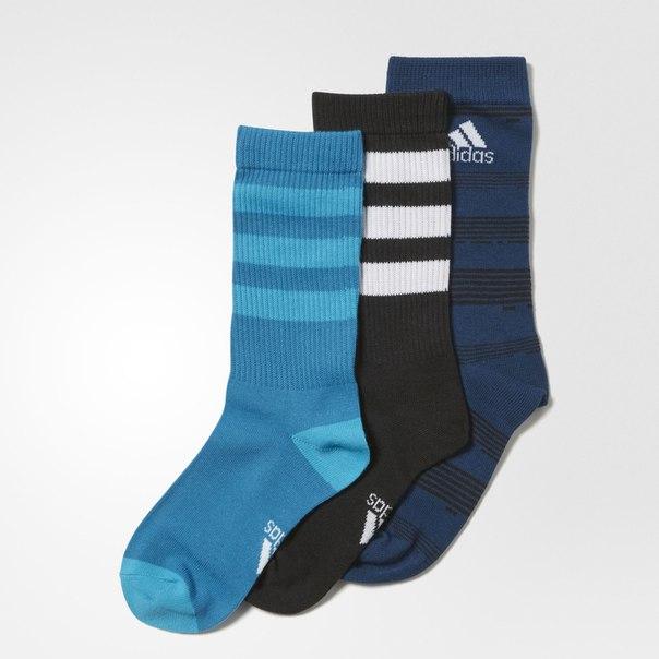 Три пары носков Young Athletes Graphic