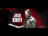 The Man With The Iron Fists - Character Trailer Jack Knife (Russell Crowe)