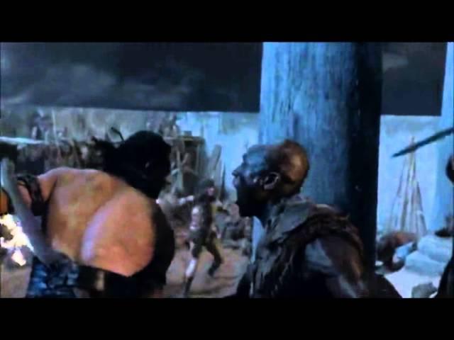 Spartacus Vengeance : The Egyptian