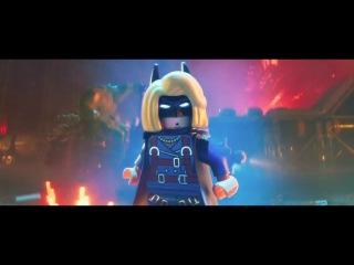 I'm Batman song | Batman Entry | Lego Batman movie scene