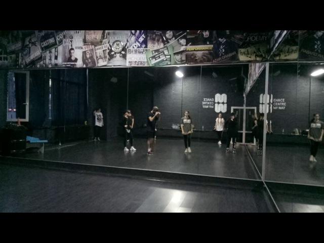 Choreography by Maxim Kovtun (Timberlake Futuresexlovesound) s 1