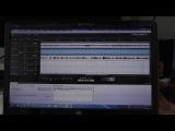 D'Garageband - PreSonus Eris E5 studio monitor sound test