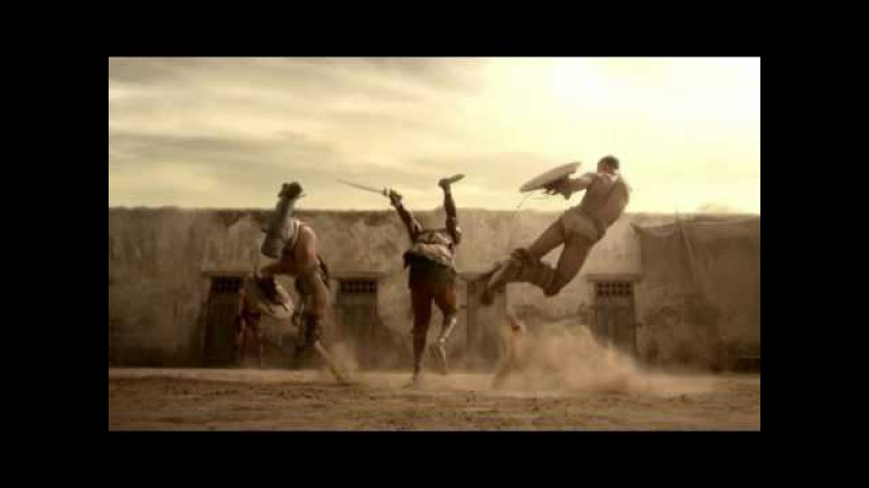 Спартак: Кровь и песок. Спартак/ Клип