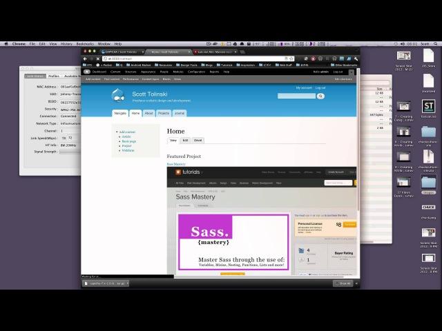 Drupal Tutorials 38 Adding ReCaptcha » Freewka.com - Смотреть онлайн в хорощем качестве