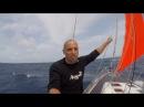 Переход Индийского океана с Таиланда на остров Шри Ланка, шторма в океане на яхт ...