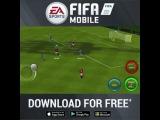 Рекламный ролик FIFA Mobile