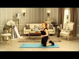 Фитнес для беременных с Трейси Андерсон. 9-й месяц