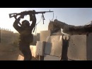 Syria War 2016 - Rebels During Urban Clashes and Fighting in Damascus Suburb