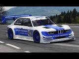 BMW E30 V8 Monster  11.300Rpm Indy Engine