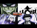 Hunter X Hunter 2011 Meruem Eats A Rare Human