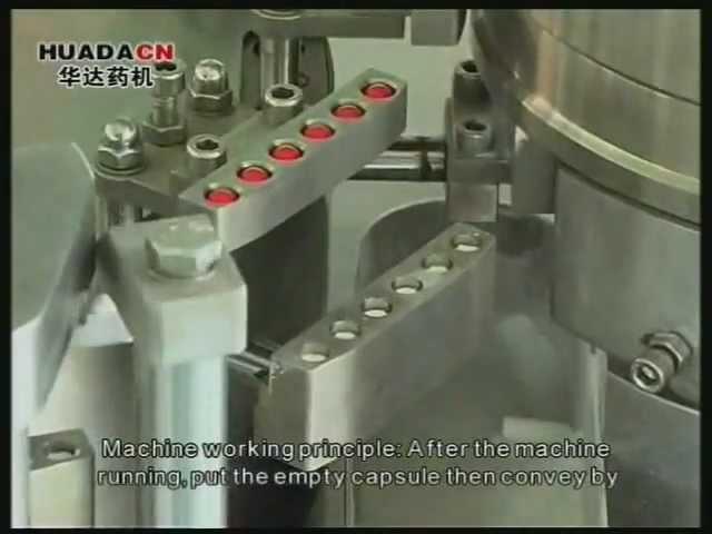 NJP 800C Capsule filling machines capsule machines capsule