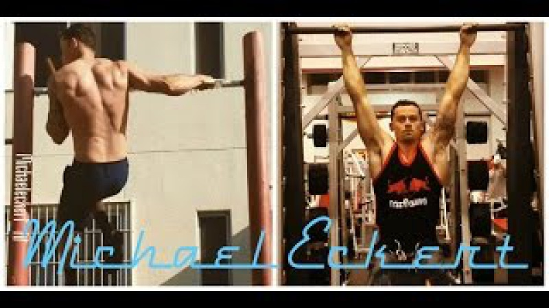 Michael Eckert - World Record in Pull Ups American Ninja Warrior Personal Trainer №11