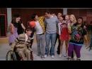 Glee - lean on me.