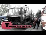 Tatra 815 TP 6x6 beim Pulling
