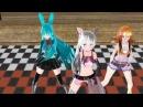 Танец фнаф аниме под музыку Talk Dirty