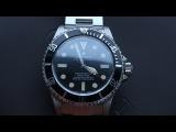 Часы Ginault из США - лучший хомаж Ролекс