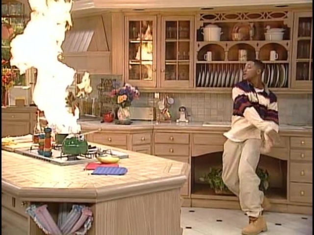 The Fresh Prince of Bel-Fire