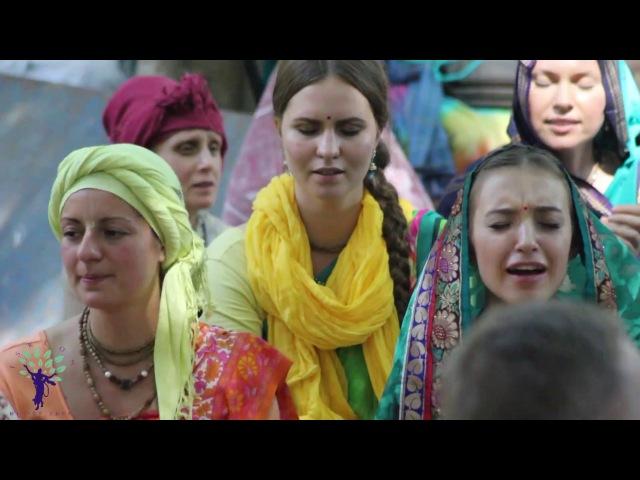 Joy of Krishna Consciousness 022 - Om Namo Bhagavate Vasudevaya Bhajan by Tarana Chaitanya Das