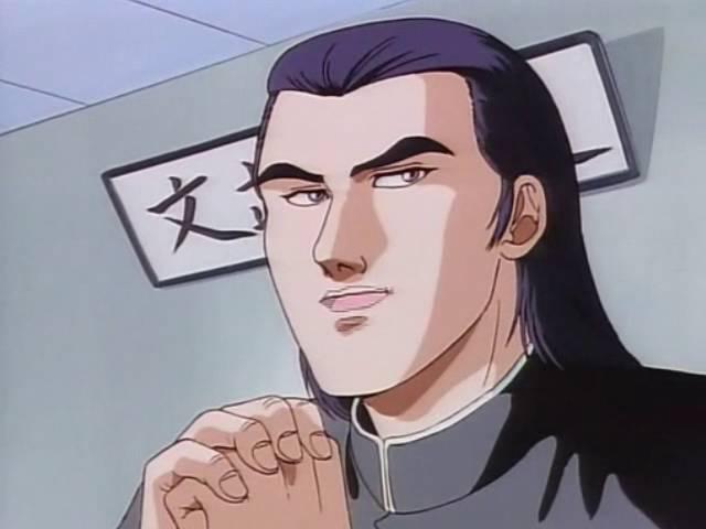 Guyver 1989 OVA, E02 [RUS, озв. С. Кузнецова]