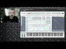 Chris Octane - FM8 Bass Sound Design Tips With Octane DLR - 1/2