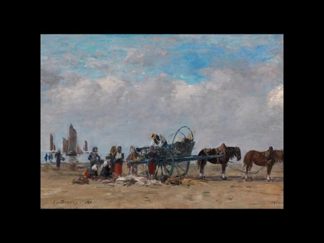 Visite guidée exposition Eugène Boudin - Musée d'art moderne du Havre