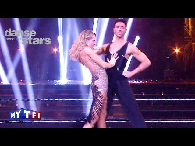 DALS S05 - Un quickstep avec Tonya Kinzinger et Maxime sur ''Show me how you burlesque'' (Aguilera)