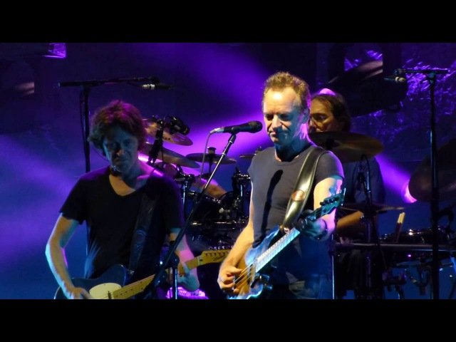 Selling England by the Pound/Message in a Bottle by Sting Peter Gabriel (Live @ Hollywood Bowl)