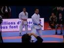 Minh Dack - Kata Seipai - 21st WKF World Karate Championships Paris Bercy 2012