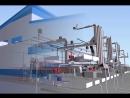Navisworks Визуализация процесса строительства Пример