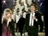 Алла Пугачёва и Барри Манилоу - One Voice / Один голос (17.05.1987). Live