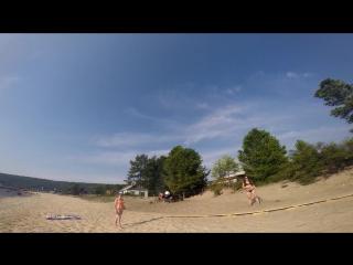 Our vacation at the Lake Baykal