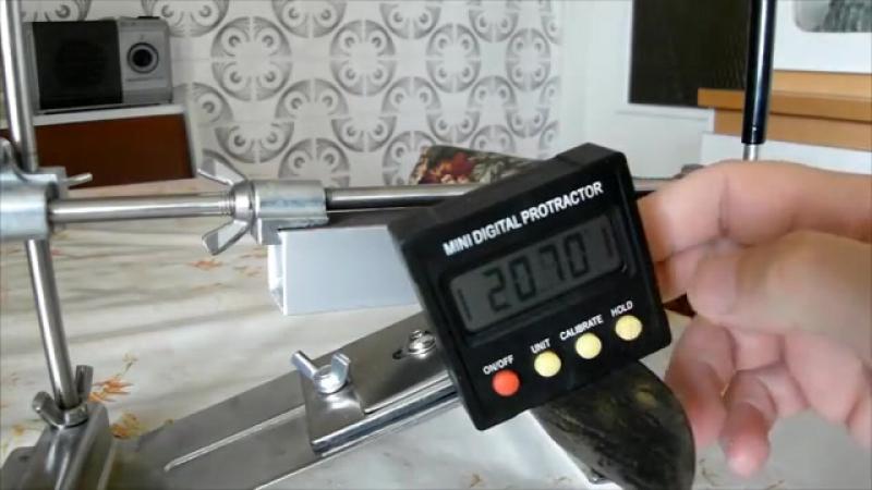 Точилка для ножей китайская ruixin pro и доработка